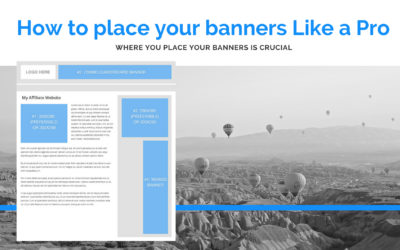 How to Place Your Banners Like a Pro